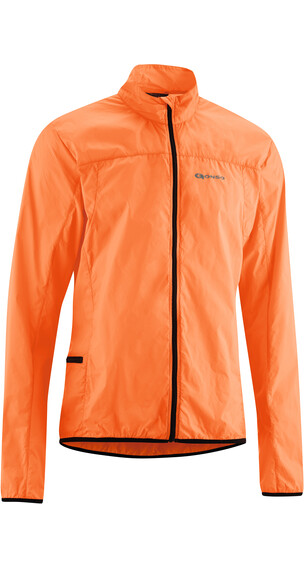 Gonso Windjacke Jakke Herrer orange